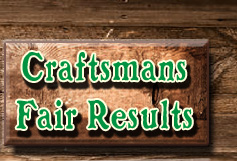Craftsmans Fair Winners